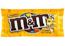 M&M (Peanut)
